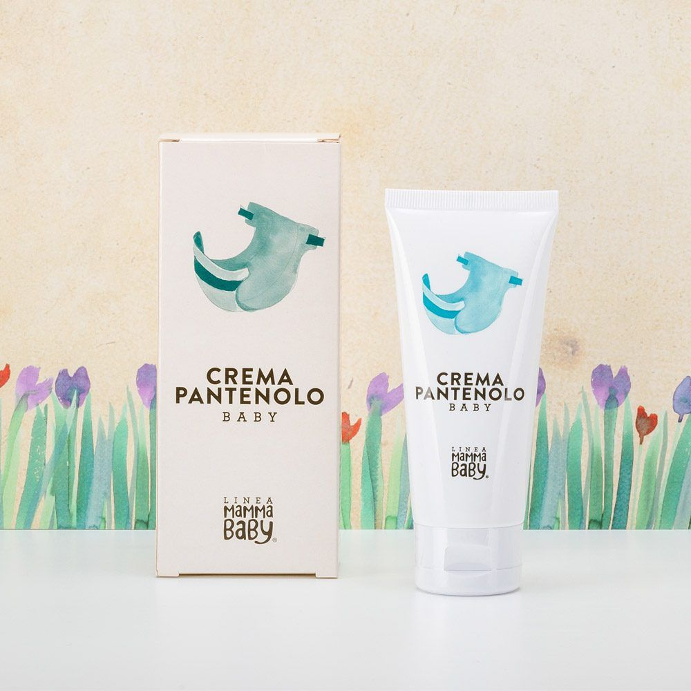 Crema Pañal Bebe 100 ml Linea MammaBaby