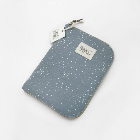 Blue Star Document Case