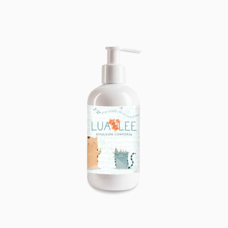Emulsión Corporal Lua & Lee 250 ml