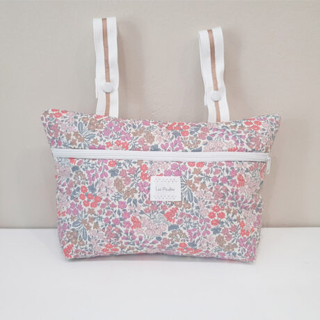 Bolsa Carro Pocket Liberty Rosa